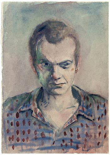 Zadnje vodstvo po pregledni razstavi Ivo Lenščak, slikar