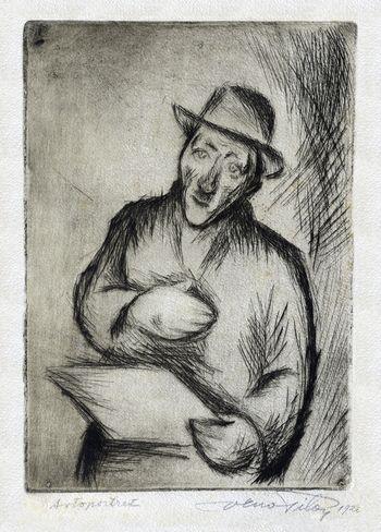 Po stalni zbirki Vena Pilona z Alešem Bergerjem