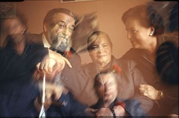 Zadnje vodstvo po razstavi Veno Pilon in Božidar Jakac. 50 let prijateljstva