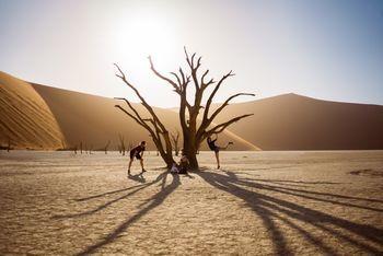 Potopis: Družinsko raziskovanje Namibije z Bernardko Rupnik