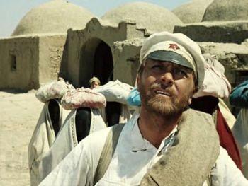 Ruski film: Belo puščavsko sonce