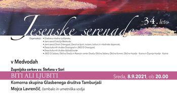 Jesenske serenade - BITI ALI LJUBITI