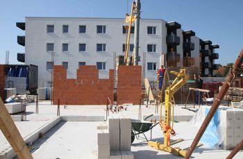Malteški dvori – 19 oskrbovalnih stanovanj se že gradi