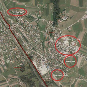 Občina Polzela pristopila k pripravi treh OPPN-jev in ureditvi območja Center Polzela
