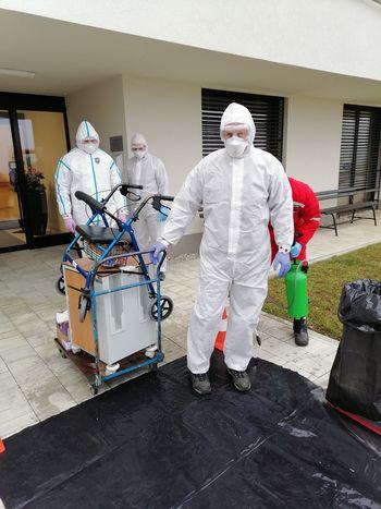 Okužbe s koronavirusom tudi v Domu upokojencev Polzela