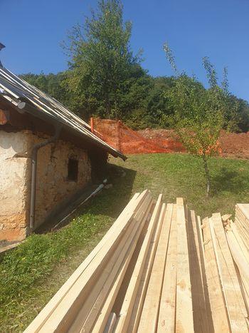 Obnova rojstne hiše Neže Maurer