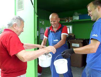 Občani Občine Polzela oddali 622 kg nevarnih odpadkov