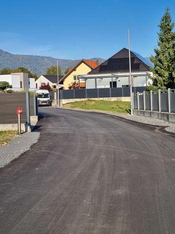 Obnovljena ulica Savinjsko nabrežje