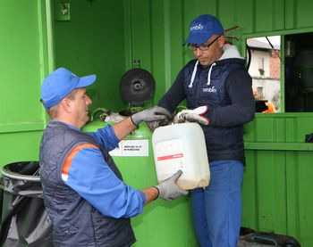 Občani Polzele oddali 501 kg nevarnih odpadkov