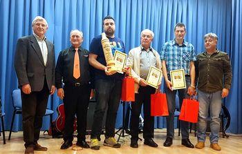 Uspešno izpeljana šesta salamijada v soorganizaciji Občine Polzela in Društva upokojencev Andraž