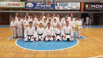 "Tradicionlani karate seminar ""Keiji Tomiyama"""