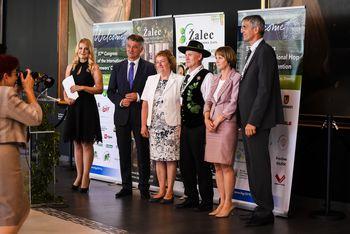 V Sloveniji je potekal 57. svetovni hmeljarski kongres, kjer je svoj pečat pustila tudi Polzela