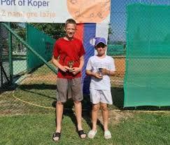 Lun Jarc prvak v dveh kategorijah DP B (U12)