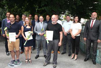 Nagrade in priznanja podelili za tri inovacije