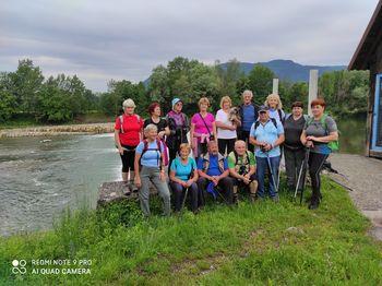 Pohod po Polzelski planinski poti, 1. del