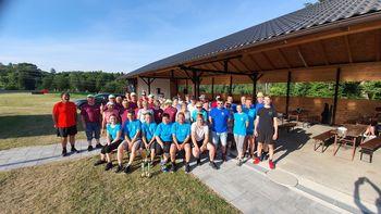Športno srečanje med društvi Andraža nad Polzelo drugič zapovrstjo