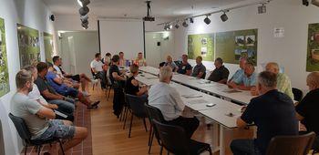 22. redna skupščina Zveze športnih društev Polzela