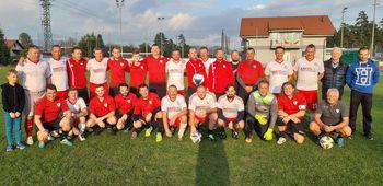 Prijateljska tekma veteranov Nogometnega društva Polzela