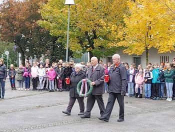 Komemorativna slovesnost ob dnevu spomina na mrtve pri osrednjem spomeniku NOB na Polzeli