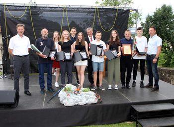 Podelili športna priznanja Občine Polzela
