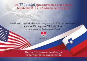 Dan slovensko-ameriškega prijatevljstva in zavezništva