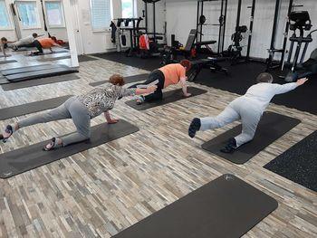 Vadba za zdrav hrbet in aktivno staranje