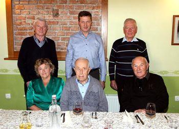 Župan v družbi častnih občanov Občine Polzela