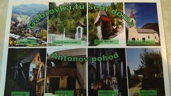 GABROVKA, TU SEM DOMA (Antonov pohod in Festival potic)