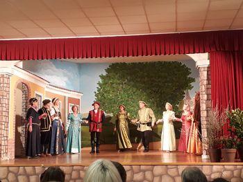 Festival srednjeveških plesnih skupin na Ljubečni