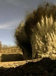 Uničenje neeksplodiranih ubojnih sredstev Zagomila - Sveta Gora