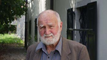 Poslovil se je Pavel Medvešček, častni občan Občine Kanal ob Soči