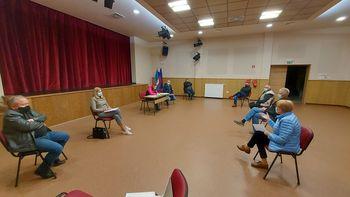 Obisk županje Tine Gerbec v Krajevni skupnosti Lig