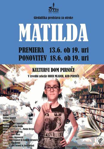 Ponovitev: MATILDA