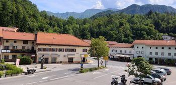 Turistična in promocijska taksa v Kobaridu 2 evra