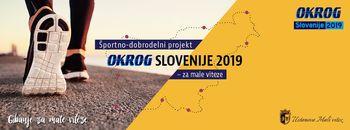 Okrog Slovenije 2019 – za male viteze, športno-dobrodelni projekt