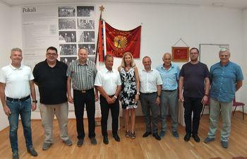 Župani devetih občin zahodne Slovenije podpisali poziv ministru in vladi RS