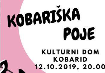 Pevski zbori s Kobariškega se bodo skupaj predstavili
