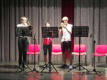 Zaključna prireditev Glasbene šole Cecilija