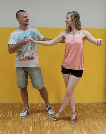 Prvi intenzivni poletni plesni tečaj