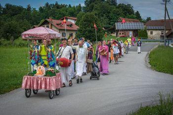 Ekokaravana Slovenija je letos obiskala tudi Polzelo