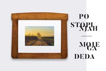 Mankica Kranjec: Po stopinjah mojega deda, fotografska razstava
