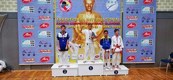 Odlični rezultati podmladka Karate kluba Polzela