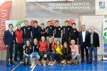 Polzelski klub organiziral državno prvenstvo v karateju
