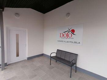 Prenova klubske telovadnice Karate kluba Polzela