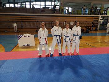 Polzelski karateisti ponovno na tatamijih
