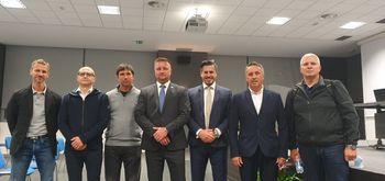 Borut Strojin še naprej predsednik Karate zveze Slovenije