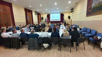 Zbor članov Kulturnega društva Andraž sklenili s prijetnim druženjem
