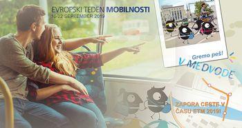 Mladi in trajnostna mobilnost - ETM 2019