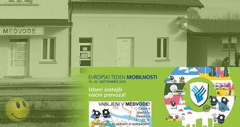 Pravljični potep s Suzano in Knjižnico Medvode - Evropski teden mobilnosti 2020 v Medvodah