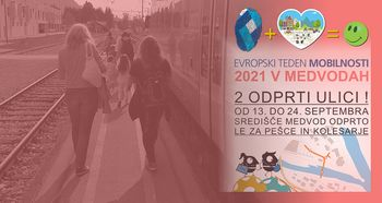 Pravljični potep s Suzano in Knjižnico Medvode - Evropski teden mobilnosti 2021 v Medvodah